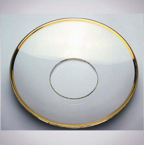 tropfenf nger f r kerzen aus glas gold k chenfertig. Black Bedroom Furniture Sets. Home Design Ideas