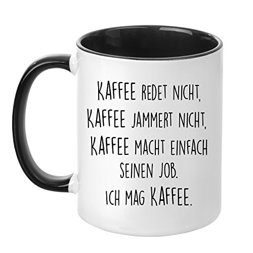 b ro kaffeetasse kaffee jammert nicht chef tasse mit spruch lustig arbeit. Black Bedroom Furniture Sets. Home Design Ideas
