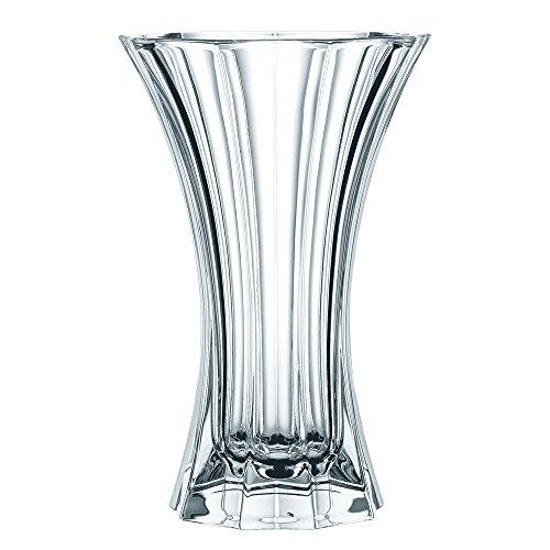 spiegelau nachtmann vase kristallglas 24 cm 0080501 0 saphir k chenfertig. Black Bedroom Furniture Sets. Home Design Ideas